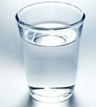 La puberté dans un verre d'eau