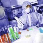 Analyse de l'ADN dans un laboratoire